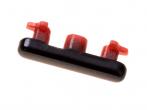 51611859 - Przycisk power Huawei P30 Lite - czarny (oryginalny)