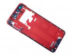 51661CMJ - Korpus Huawei Honor 8 - niebieski (oryginalny)