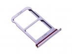 51661JCM - Szufladka karty SIM i SD Huawei P20 Pro Dual SIM - twilight (oryginalna)