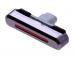 51661JGL - Przycisk power Huawei P20 Pro - fioletowy (oryginalny)