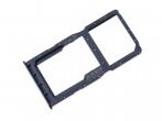 51661LWN, 51661NAN - Oryginalna Szufladka karty SIM i SD Huawei P30 Lite - niebieska
