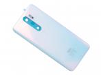 550500001U1L - Klapka baterii Xiaomi Redmi Note 8 Pro - biała (oryginalna)