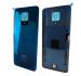 550500004Z1Q, 55050000504J - Oryginalna Klapka baterii Xiaomi Redmi Note 9S - niebieska