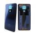 55050000986D - Original Battery cover Xiaomi Redmi Note 9 NFC - Midnight Grey