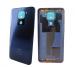 55050000AF6D - Original Battery cover Xiaomi Redmi Note 9 - Midnight Grey
