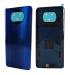 55050000H46D - Oryginalna Klapka baterii Xiaom Poco X3 - niebieska