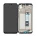 560002J19C00 - Oryginalny wyświetlacz LCD + ekran dotykowy Xiaomi Poco M3 - czarny