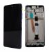 560002J20C00 - ORYGINALNY Wyświetlacz LCD + ekran dotykowy Xiaomi POCO X3 - niebieski