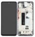 5600030J1700 - Oryginalny Wyświetlacz LCD + Ekran dotykowy Xiaomi Mi 10T Lite 5G - niebieski