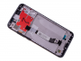 5600040C3X00 - Obudowa przednia z ekranem dotykowym i wyświetlaczem Xiaomi Redmi Note 8T - Tarnish/ black (oryginalna)