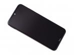 5600040C3X00 - Obudowa przednia z ekranem dotykowym i wyświetlaczem Xiaomi Redmi Note 8T - Tarnish/ black (oryginal...