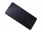 560110015033 - Oryginalny Wyświetlacz LCD + Ekran dotykowy Xiaomi Mi 9T + ramka szary / czarny
