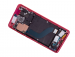 560910013033 - ORYGINALNY Wyświetlacz LCD + ekran dotykowy Xiaomi Mi 9T Pro - czerwona