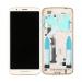 5D68C10051 - Oryginalny Wyświetlacz LCD + Ekran Dotykowy Motorola G6 Play XT1922 - złoty