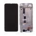5D68C16858 - Oryginalny Wyświetlacz LCD + Ekran Dotykowy Motorola One Fusion plus biały