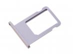 7103 - Szufladka karty SIM iPhone 6 - szara