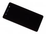 78PA4100020, 78PA4100060 - Obudowa przednia z ekranem dotykowym i wyświetlaczem LCD Sony F3311, F3313 Xperia E5 - czarna (orygi...