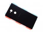 78PC2500020 - Klapka baterii Sony H3212, H3223, H4213, H4223 Xperia XA2 Ultra - czarna (oryginalna)