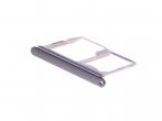 ABN75218202 - Szufladka karty SIM i SD LG H870 G6 - czarna (oryginalna)