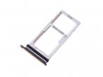 ABN75658101 - Szufladka karty SIM LG G710 G7 ThinQ - czarna (oryginalna)
