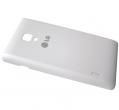ACQ86509801 - Klapka baterii LG P710 Optimus L7 II - biała (oryginalna)