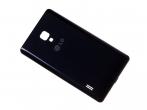 ACQ86509802, ACQ86561401 - Klapka baterii LG P710 Optimus L7 II - czarna (oryginalna)
