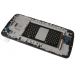 ACQ88868303, ACQ88868301 - Obudowa przednia z ekranem dotykowym i wyświetlaczem LCD LG K410/ K420N K10/ K430 K10 LTE - biała (oryginalna)