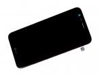 ACQ89404802, ACQ89404821 - Obudowa przednia z ekranem dotykowym i wyświetlaczem LCD LG M250 K10 (2017) - złota (oryginlana)