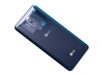 ACQ90241012 - Klapka baterii LG G710 G7 ThinQ - niebieska (oryginalna)