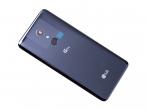 ACQ90771991,  ACQ90771911 - Klapka baterii LG Q850 G7 Fit - czarna (oryginalna)