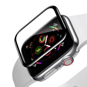 SGAPWA4-H01 - Baseus folia ochronna na cały ekran Full Screen 0.2mm Apple Watch 4/5/6 44mm (SGAPWA4-H01)
