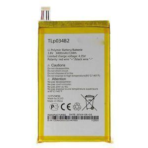 15813 - Bateria Alcatel POP S9 orginalna (poserwisowa) TLP034B2