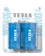 Bateria cynkowo-wodorowa TESLA D/R20/1,5V 2szt BLUE+
