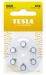 Baterie do aparatu słuchowego TESLA A10/PR70/1,45V 6szt