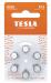 Baterie do aparatu słuchowego TESLA A13/PR48/1,45V 6szt