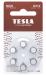 Baterie do aparatu słuchowego TESLA A312/PR41/1,45V 6szt