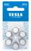 Baterie do aparatu słuchowego TESLA A675/PR44/1,45V 6szt