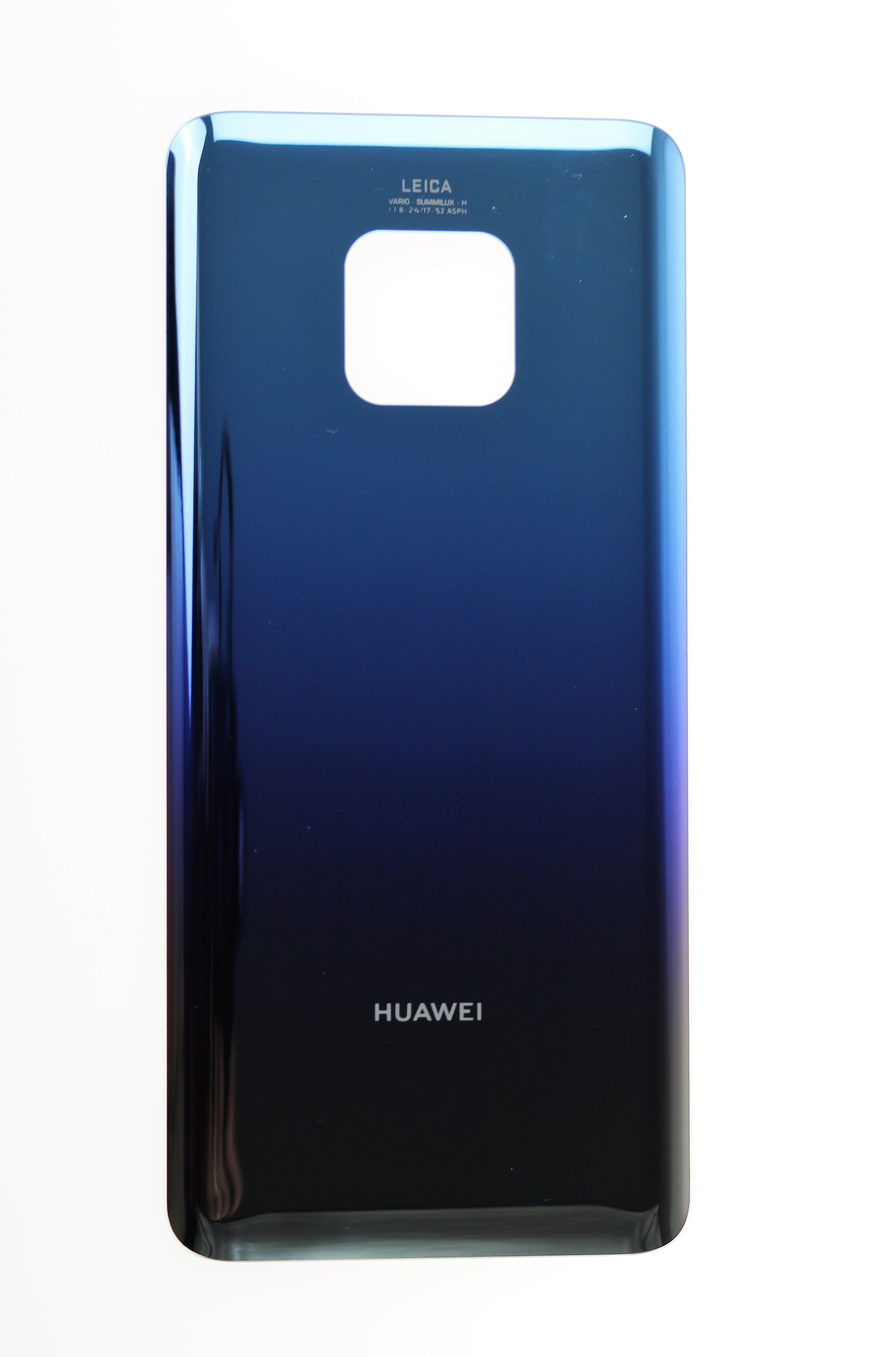 Battery cover Huawei Mate 20 pro Twilight ( Blue )