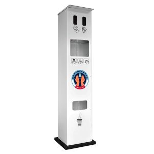 Bezdotykowy automat dozownik płynu do dezynfekcji rąk - 100% Polski produkt