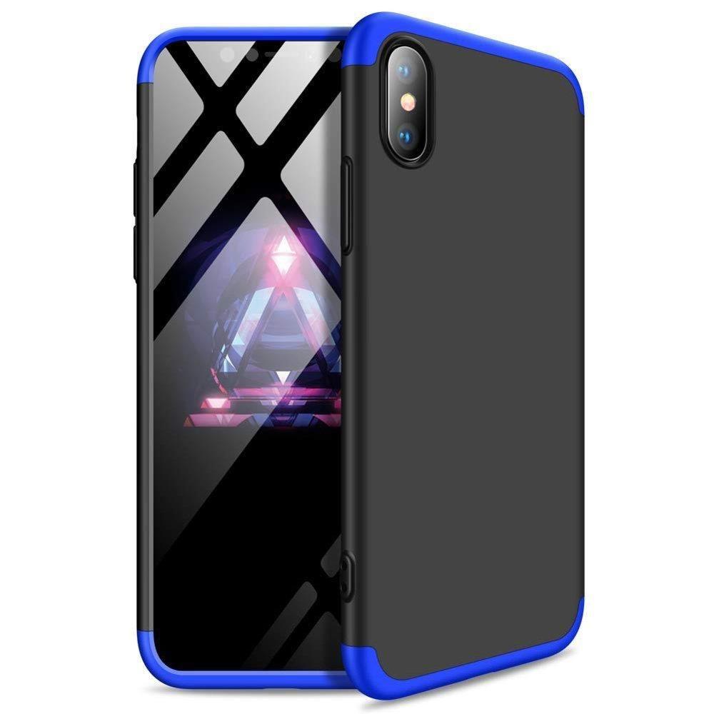 info for c034e 4a39d Case 360 Samsung Galaxy J4 Plus 2018 J415 black-blue
