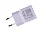 - Charger EP-TA10EWE withnout cable Samsung - white (original)
