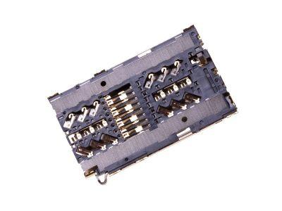3709-001892 - Czytnik karty SIM Samsung SM-G935F/ SM-G935FD/ SM-N930/ SM-G930F/ SM-A320F/ SM-A520F/ SM-G950/ SM-A530/ SM-A730/ SM-