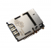 EAG64430001, EAG64674001 - Original SIM card and MicroSD reader LG H955 G Flex 2