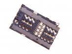 EAG65032001 - Czytnik karty SIM LG H930 V30/ G710 G7 ThinQ/ Q850 G7 Fit (oryginalny)