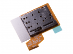 EAG65190801 - Czytnik karty LG X240 K8 (2017) Dual SIM (oryginalny)