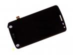 EAT63401301 - Obudowa przednia z ekranem dotykowym i wyświetlaczem LCD LG X220 K5 (oryginalna)