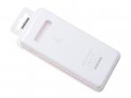 EF-KG975CWEGWW - Etui LED Cover EF-KG975CWEGWW Samsung SM-G975 Galaxy S10 Plus - białe (oryginalne)