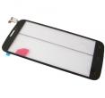Ekran dotykowy Alcatel OT 7041D One Touch Pop C7 Dual/ OT 7041X One Touch Pop C7 - czarny (oryginaln...