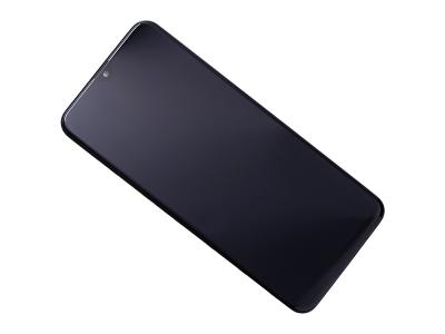 GH82-19571A - Ekran dotykowy z wyświetlaczem Samsung SM-A205 Galaxy A20 - czarny (oryginalny)