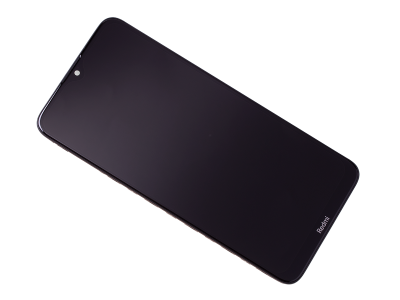 5600040C3I00 - Ekran dotykowy z wyświetlaczem Xiaomi Redmi 8 - czarny (oryginalny)